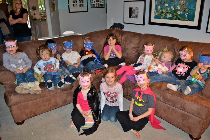 Holy Birthday Batman! | housematekate