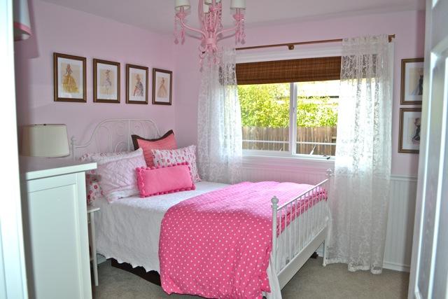 Callie's Big Girl Room