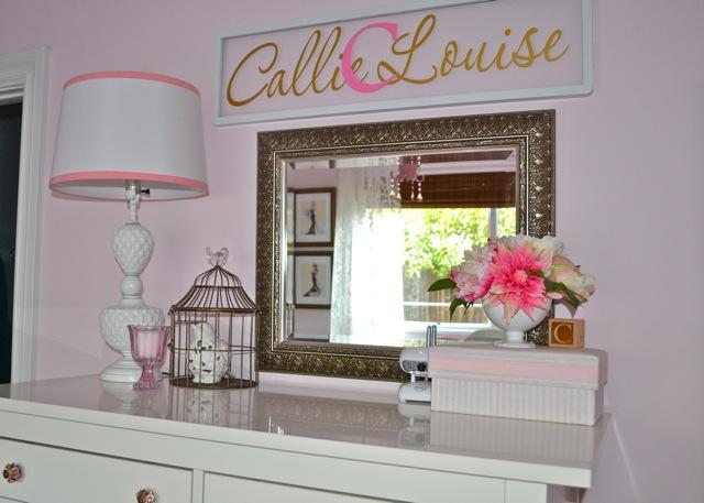 Callie Dresser Top